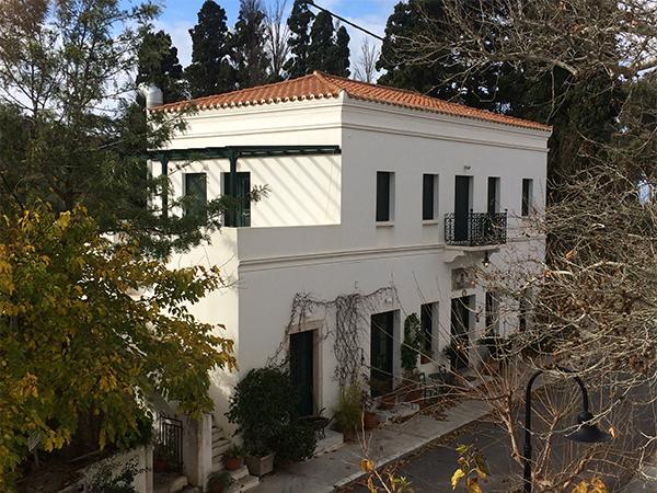 Αποκατάσταση Ιστορικών Κτιρίων